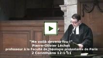 Pierre Olivier Léchot