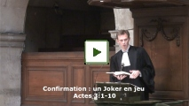 James Woody  à la Pentecôte 2014