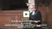Gaspard de Coligny le 15 juin 2014