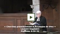 Laurent Gagnebin le 21 juin 2015
