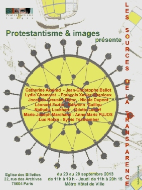 afiche de l'expo