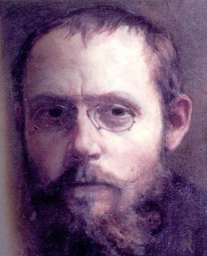 Charles Péguy (1873 - 1914) Painted by Jean-Pierre Laurens. http://commons.wikimedia.org
