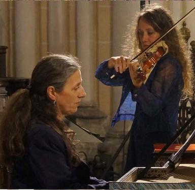 Irène Assayag et Priscille Lachat-Sarrete