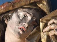 Johan Georg Pinsel, La Vierge de Douleur Vers 1758