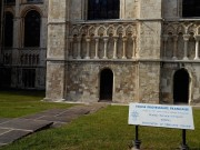 Canterbury - Porte invisible