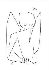 Ange de Paul Klee