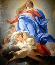Assomption de la vierge, par Philippe de Champaigne, musée de Cherbourg