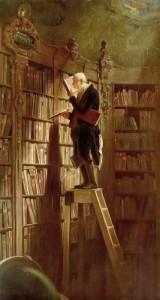 carl-spitzweg rat-de-bibliotheque