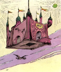 Le chateau suspendu de Philémon