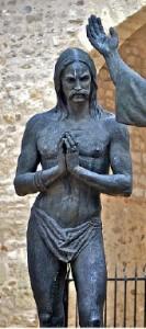 Baptême de Clovis, Basilique Saint-Rémi — Reims