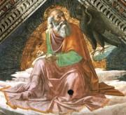 Ghirlandaio - fresque représentant Jean l'évangéliste
