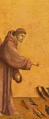 Giotto - Saint François d'Assise