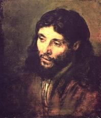 Jésus selon Rembrandt - Wikicommons