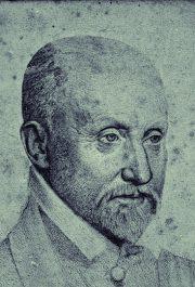 gravure de la tête de Michel de Montaigne