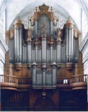 Orgue de Sainte-Elisabeth à Paris