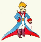 Petit Prince d'Antoine de Saint Exupéry