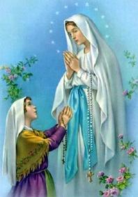 Prier la vierge Marie ou bien Dieu